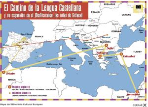 Foto de la Fundación camino de la lengua castellana
