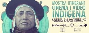 Cartel de la VII Mostra Itinerant de Cinema i Vídeo Indígena